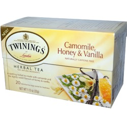 Twinings Herbal Tea in Camomile, Honey & Vanilla