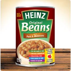 Heinz Original Beans with Pork & Molasses