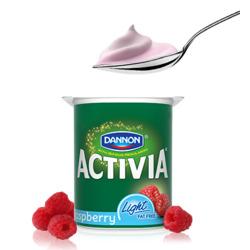 Danone Activia in Raspberry
