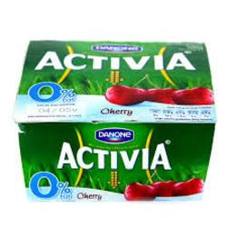 Danone Activia Cherry