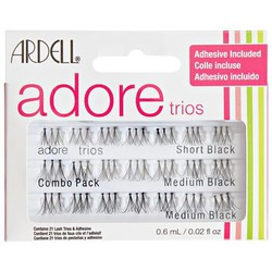 Ardell Adore Trios Individual Lashes