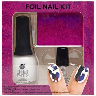 FingerPaints Foil Nail Kit