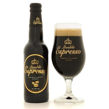 Double Espresso Coffee Beer Café Birra