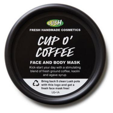 Lush Cup O'Coffee Scrub