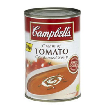 Campbell's Cream of Tomato Soup