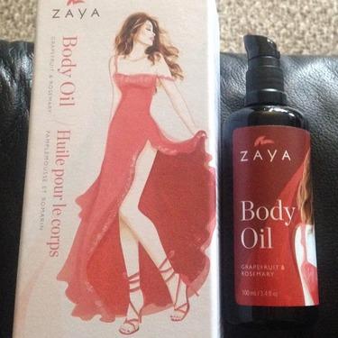 ZAYA Body Oil Blend