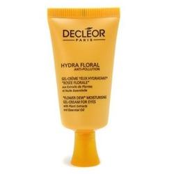 Decleor Hydra Floral Anti-Pollution Flower Dew Moisturising Gel-Cream for Eyes