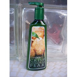 Bath & Body Works Crisp Golden Pear Anti-Bacterial Deep Cleansing Hand Soap