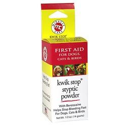 Kwik Stop Styptic Powder