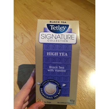 Tetley Signature Collection - High Tea