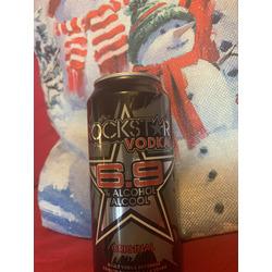 RockStar +Vodka Original