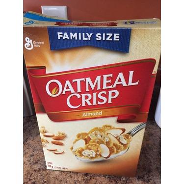 Oatmeal crisp maple nut