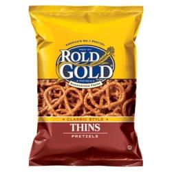Roldgold pretzels