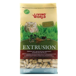 Living World Extrusion Hamster Pellets