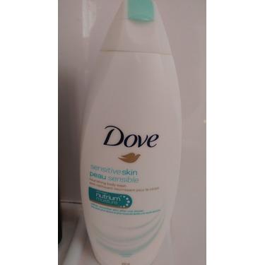 Dove Sensitive Skin Unscented Body Wash