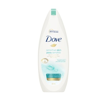 Dove Sensitive Skin Unscented Body Wash