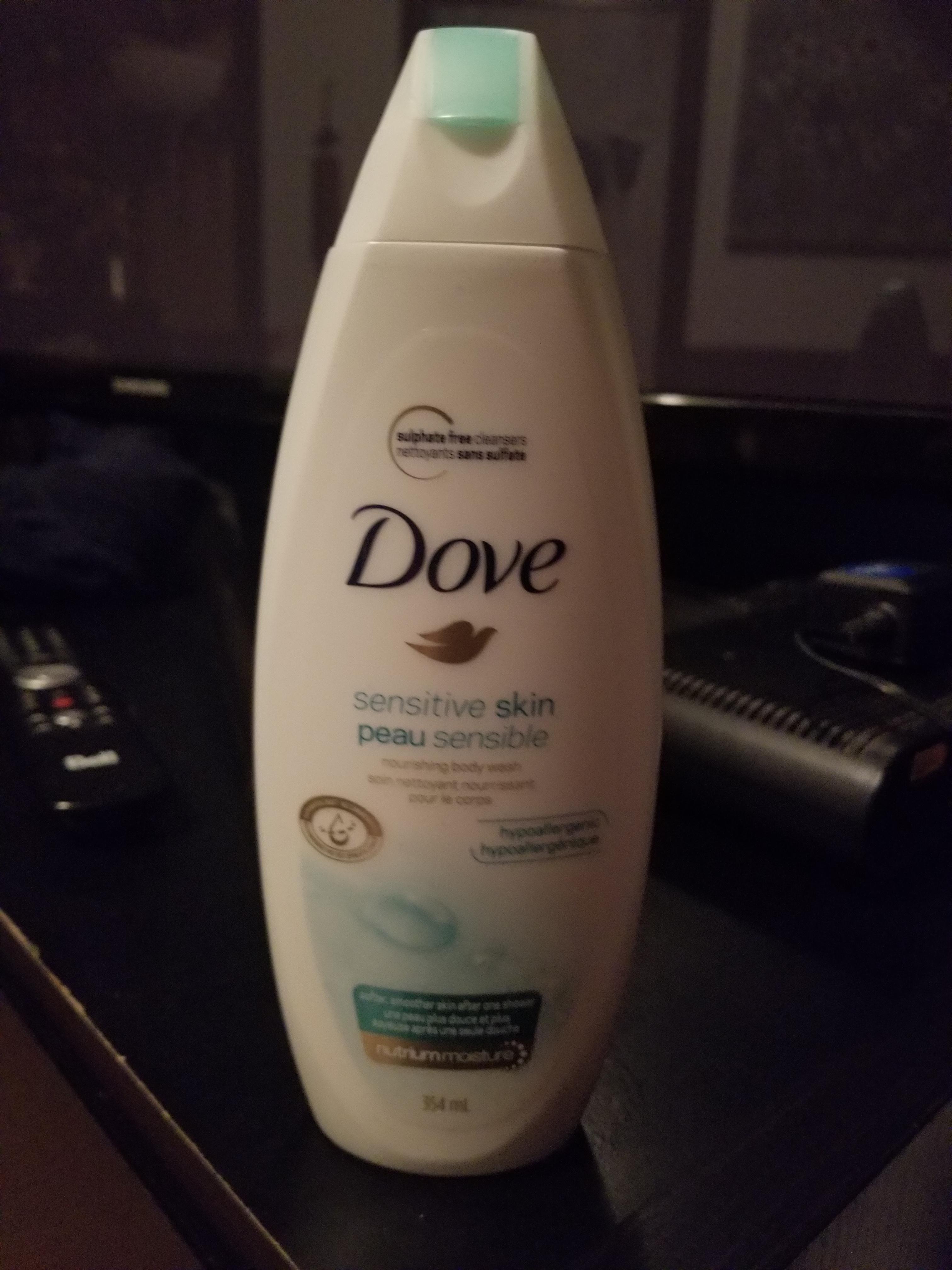 Dove Sensitive Skin Unscented Body Wash Reviews In Body Wash Shower Gel Chickadvisor