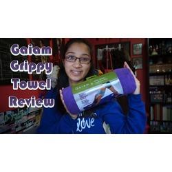 Gaiam Grippy Towel