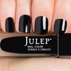 Julep Nail Color in 'Jet'