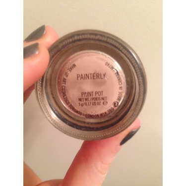 Mac cosmetics paint pot- painterly