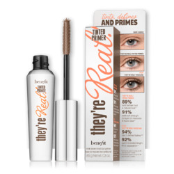 Benefit They're Real! Tinted Eyelash Primer - Mink-brown
