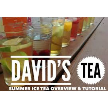 Davids tea juicy orange