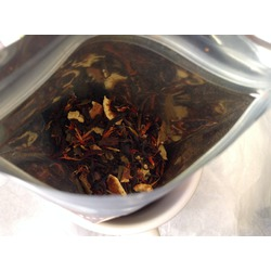 Davids tea juicy orange