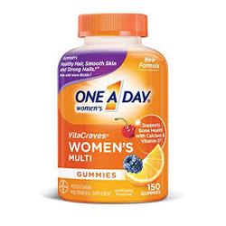 One a day women's gummies