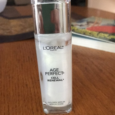 L'Oreal Age Perfect Cell Renewal Gold Serum Treatment