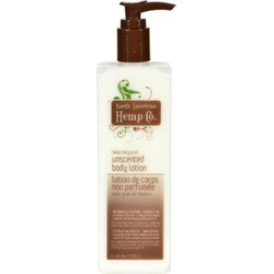 North American Hemp Co. Unscented Body Lotion