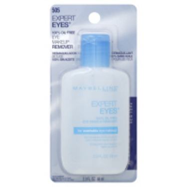 Maybelline Expert Eyes 100% Oil-Free Eye Makeup Remover