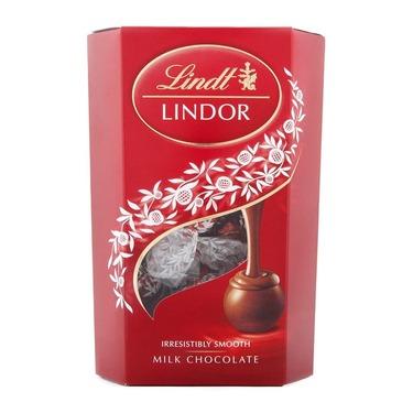 Lindt irresistibly smooth milk chocolate