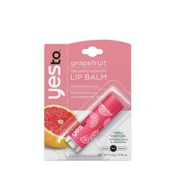 Yesto grapefruit lipbalm