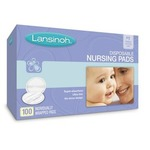 Lansinoh disposable nursing pads - 100 counts