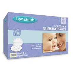 Lansinoh disposable nursing pads - 100 counts