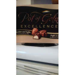 Pot of Gold Excellence  Fine chocolates and truffles