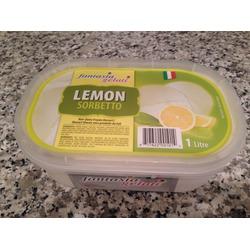 Fantasia Gelati- lemon sorbetto