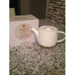 DAVIDs Tea- Simplicity Teapot