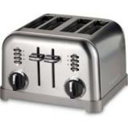 Cuisinart 4 slice toaster-Red