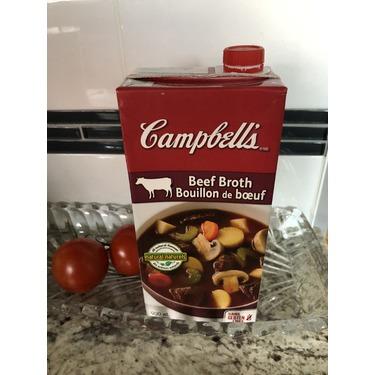 Campbells Beef Broth