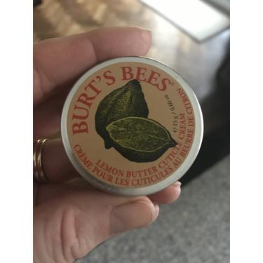 Burt's Bees Lemon Butter Cuticle Cream