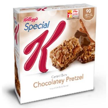 Kellogg's Special K Chocolatey Pretzel Bars