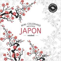 Japon coloring book