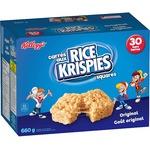 Kellogg's Original Rice Krispies Squares