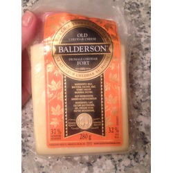 Balderson Old Cheddar Cheese