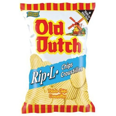 Old Dutch Ripple Chips