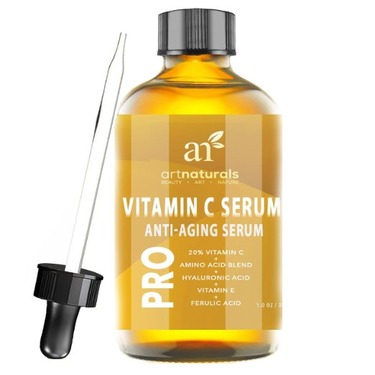 ArtNaturals Enhanced Vitamin C Serum with Hyaluronic Acid