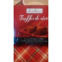 Devotions Truffles