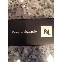 Nespresso- Vanilla Amaretti
