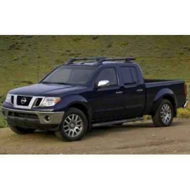 Nissan Frontier Extended Cab 4x4